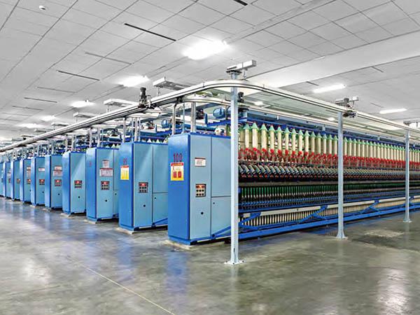 纺织机械设备案例